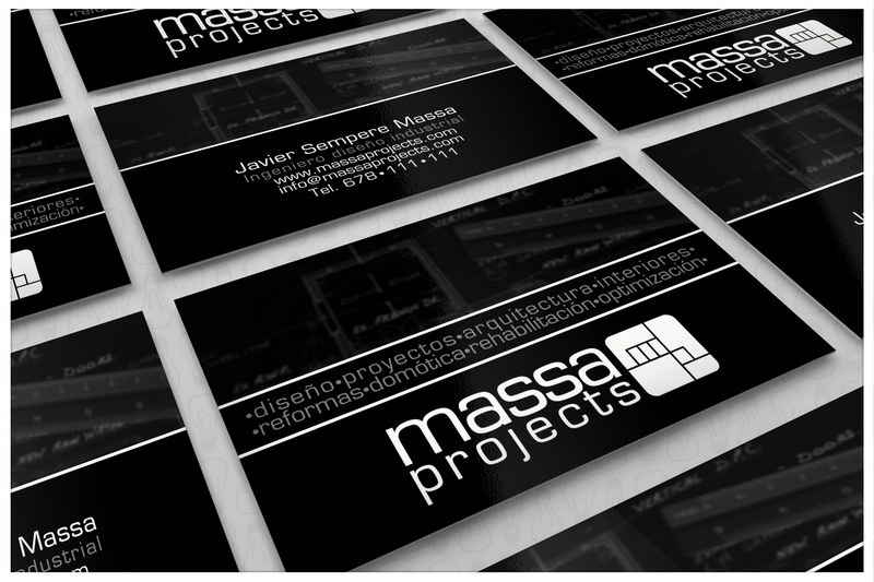 Tarjetas Massa Projects 2