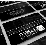 Tarjetas Massa Projects 2